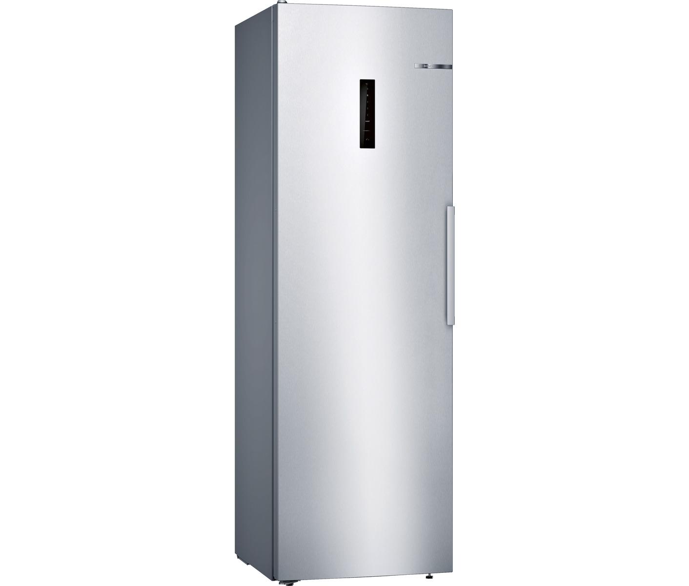 BOSCH KSV36XL3P, fristående kylskåp