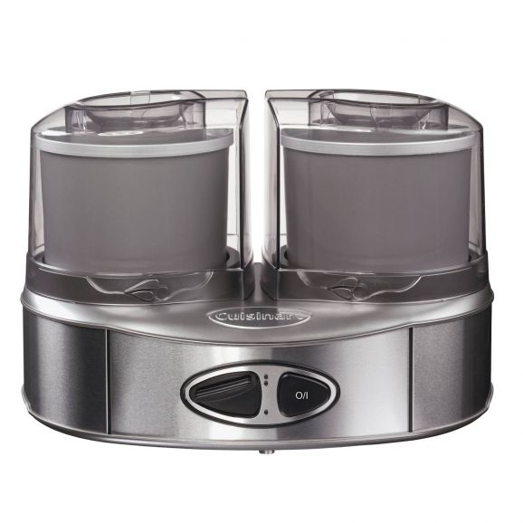 Cuisinart Dual ICE40BCE Ice-cream maker