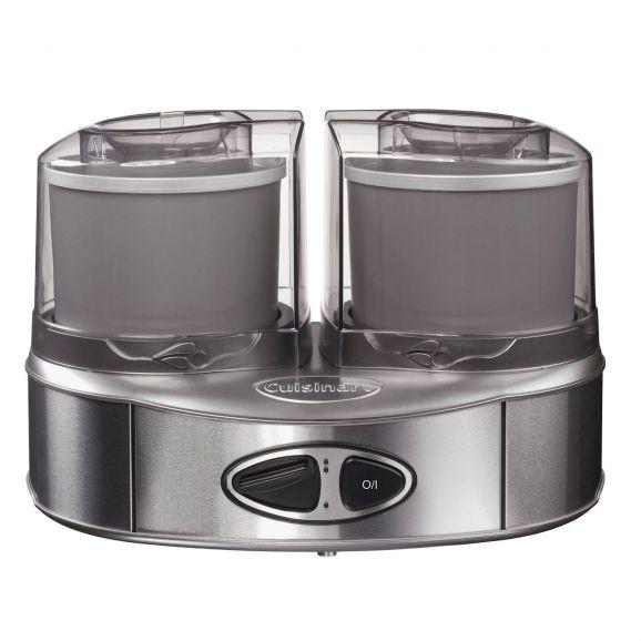 Cuisinart Dual ICE40BCE Ice-cream maker
