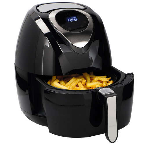 Utmanare Budgetklassen: Cuisinier Deluxe Air Fryer 3.2L