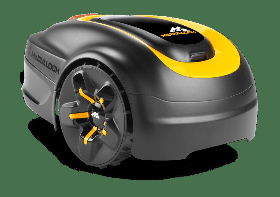 Utmanare mellanklassen: McCulloch Robotgräsklippare S600 robotgräsklippare