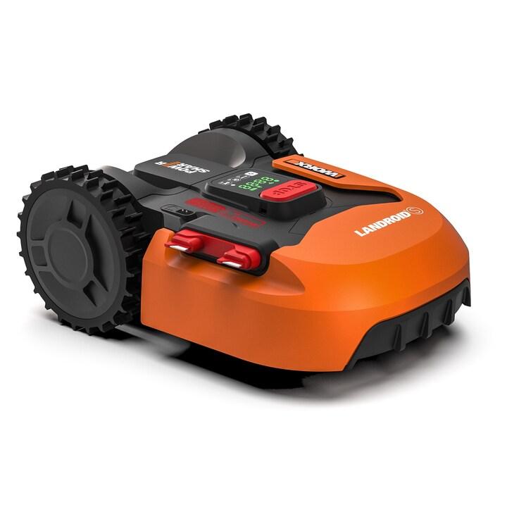 Testvinnare Budgetklassen: WORX Landroid S300 WR130E robotgräsklippare
