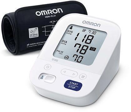 Omron M3 Comfort HEM-7155-E blodtrycksmätare