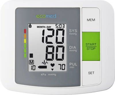 Medisana Ecomed BU 90E blodtrycksmätare