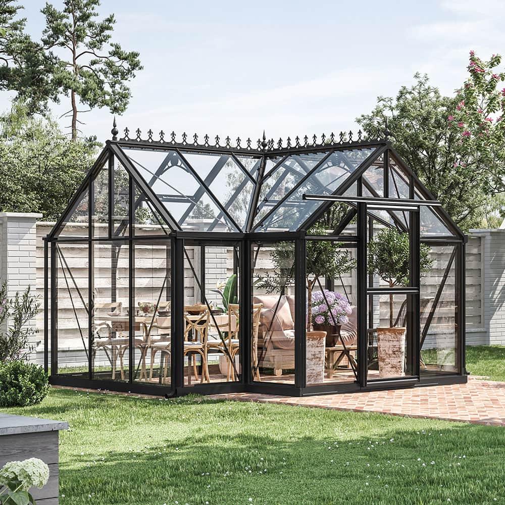 Växthus Orangeri Bäst i Test