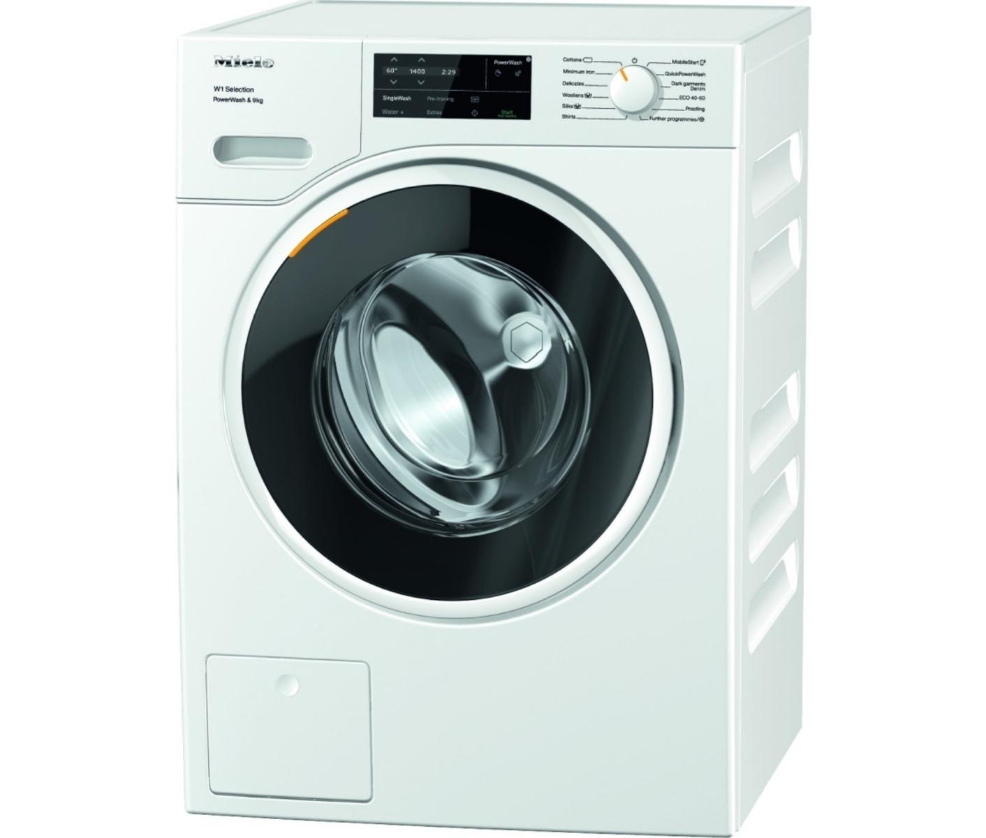 bästa tvättmaskinen 2020