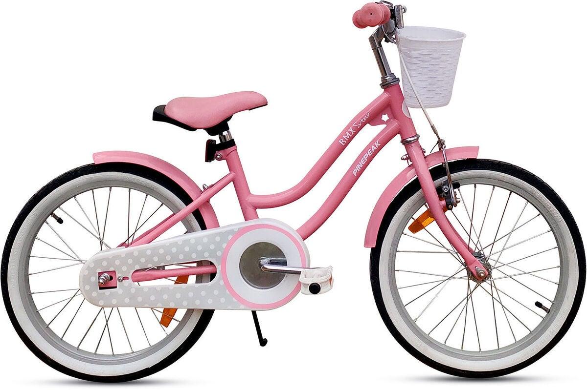 billigaste barncykeln för 4-7 åringar