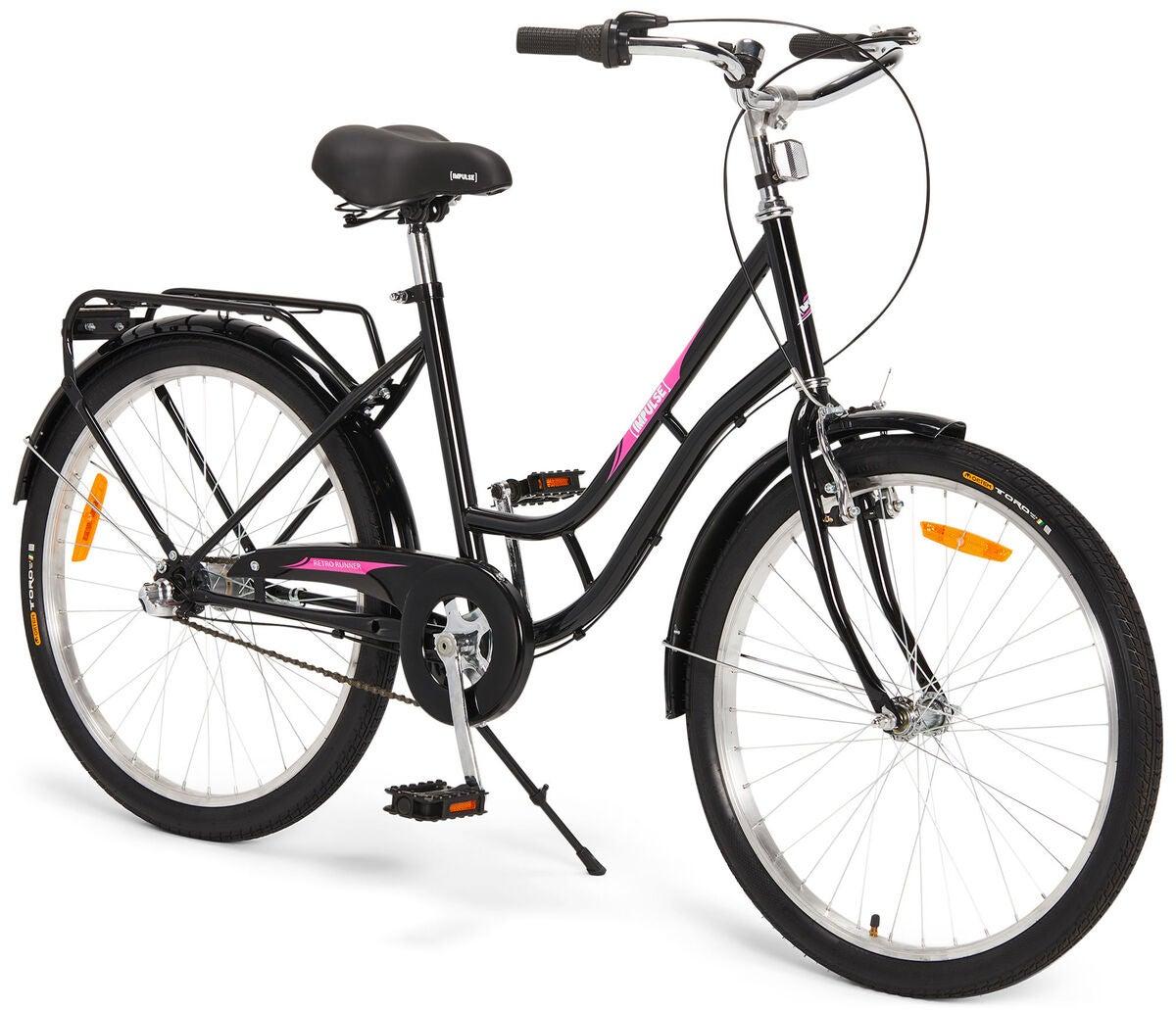 Bäst i test budgetklassen 24 tum: Impulse Autumn, billigaste barncykeln för 8-10 åringar