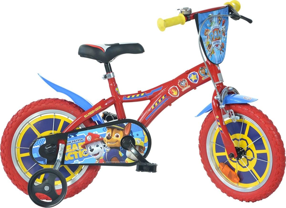 Vinnare Premiumklassen: Paw Patrol Cykel 12 tum
