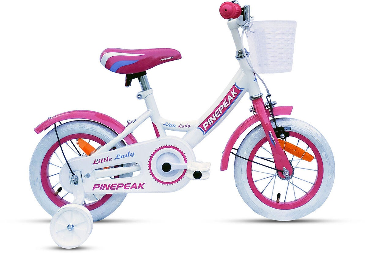 Bäst i test budgetklassen 16 tum: Pinepeak Leah, billigaste barncykeln för 4-6 åringar