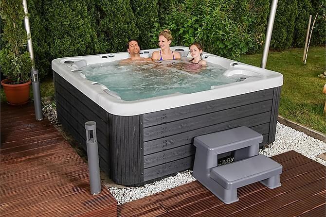 Utmanare Premiumklassen: Hydrotix Luxury Spabad Sterling Silver
