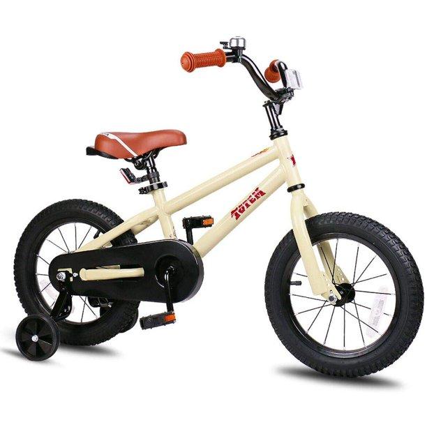 Bäst i test premiumklassen 18 tum: Totem DIY, bästa barncykeln för 4 / 5 / 6 / 7 åringar