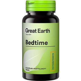 Bästa sömntabletten Great-Earth-Bedtime