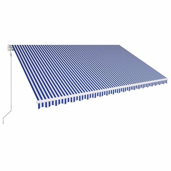 vidaxl-markis-automatiskt-infallbar-500x300-cm-bla-och-vit-bla