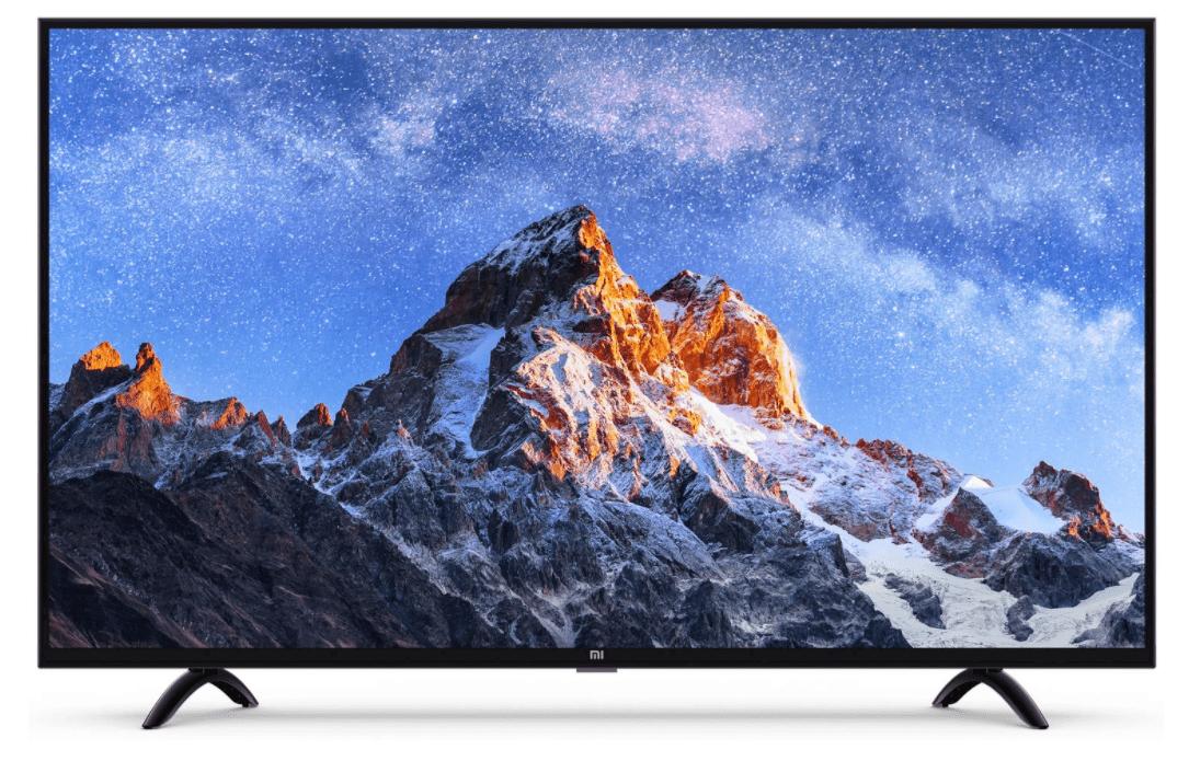 Budgetklassen: Xiaomi Mi LED-TV 4S 43 EU Smart TV