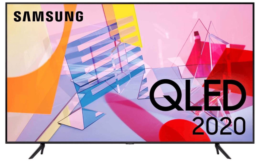 Medelklassen: Samsung QE43Q60 Smart TV
