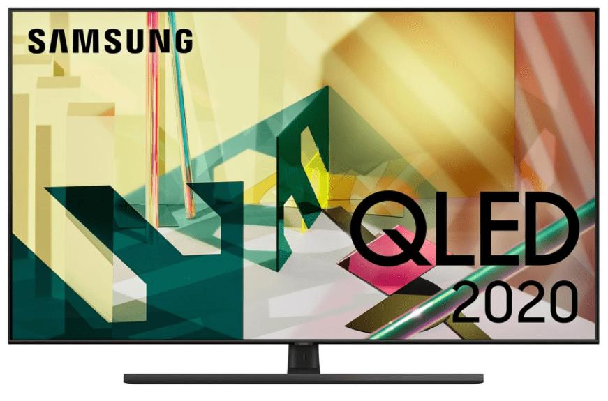Budgetklassen: Samsung QE55Q70T Smart TV