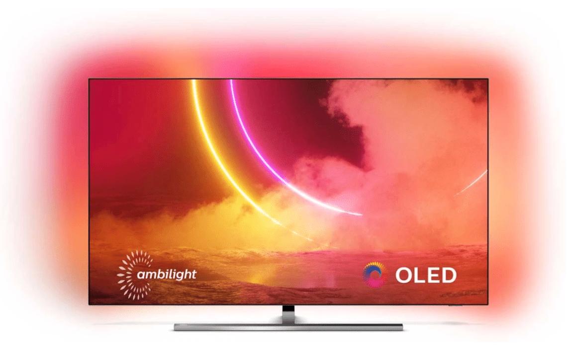 55 tum TV bäst i test 2020