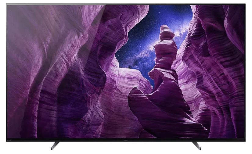 Medelklassen: Sony A87 Smart TV