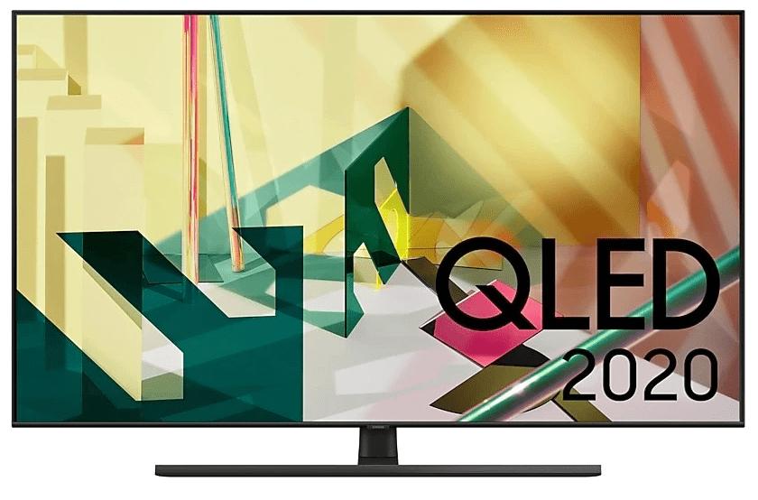 Medelklassen: Samsung QE75Q70 Smart TV