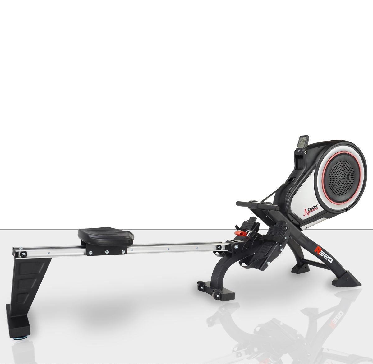 Roddmaskin test DKN R-320 Air Rower