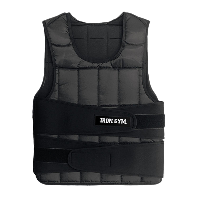Bästa viktvästen Iron Gym Weight Vest 10kg