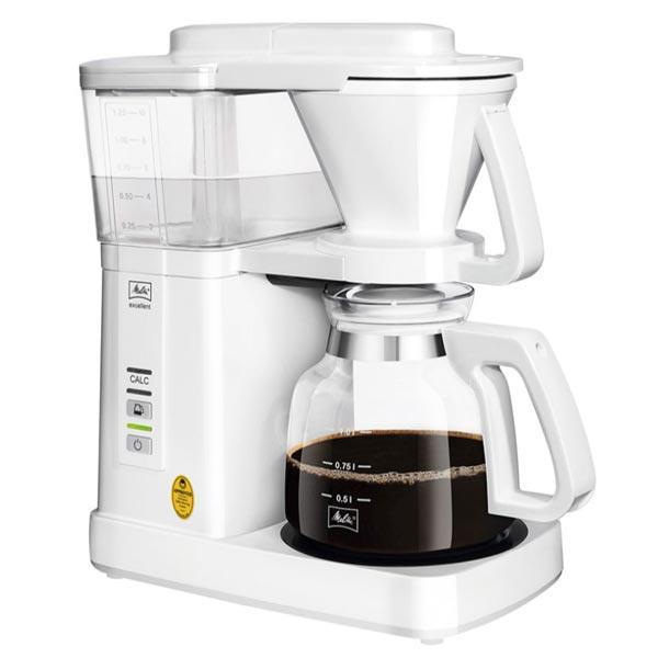 Utmanare i Budgetklassen: Melitta Excellent 5.0, billigaste kaffebryggare i vårt test