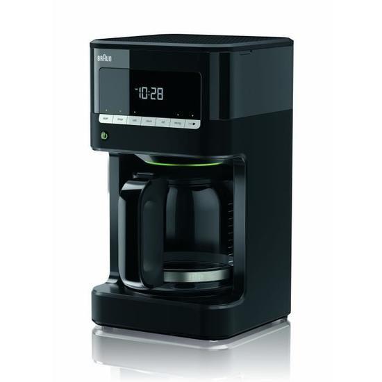 Bäst i test Budgetklassen: Braun KF7020, Billig kaffebryggare