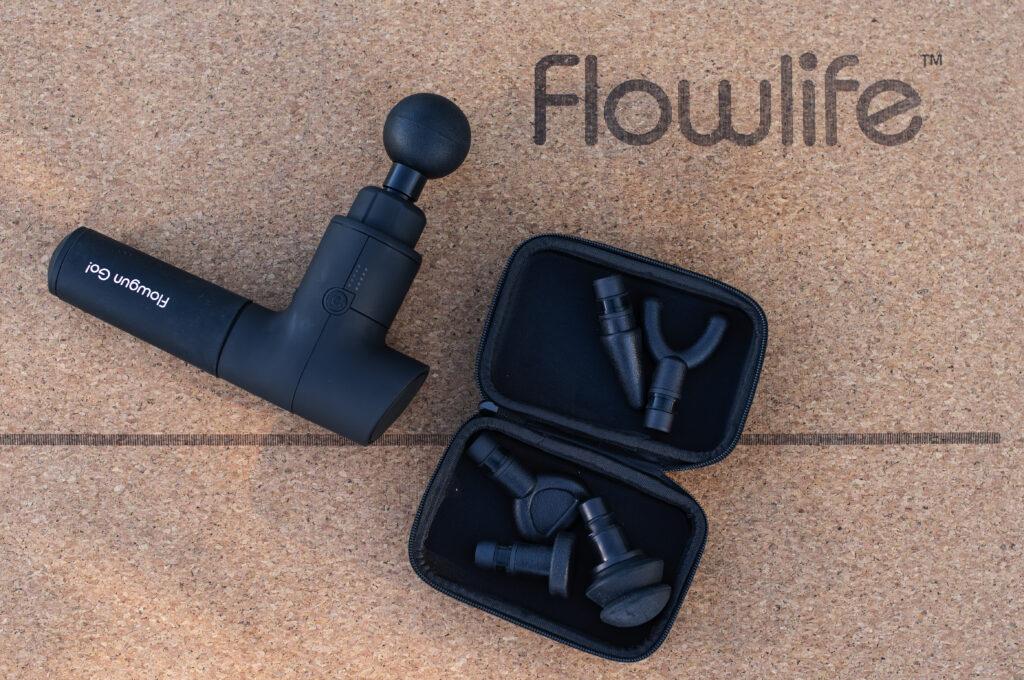 FLOWLIFE FLOWGUN TEST
