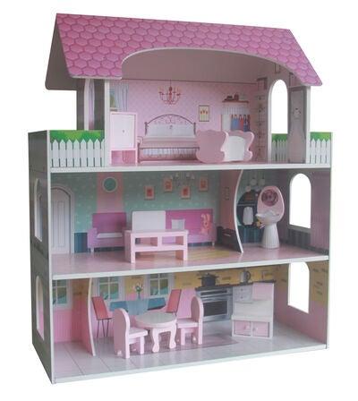 Billigaste dockhuset i vårt test