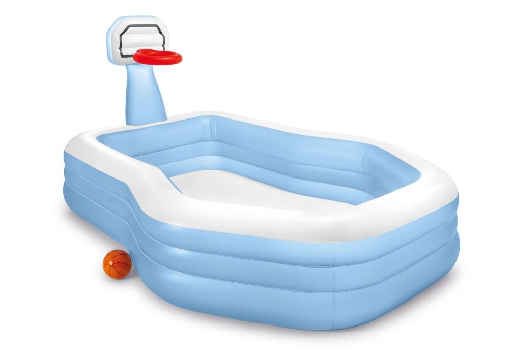 Prisvärd pool för barnen