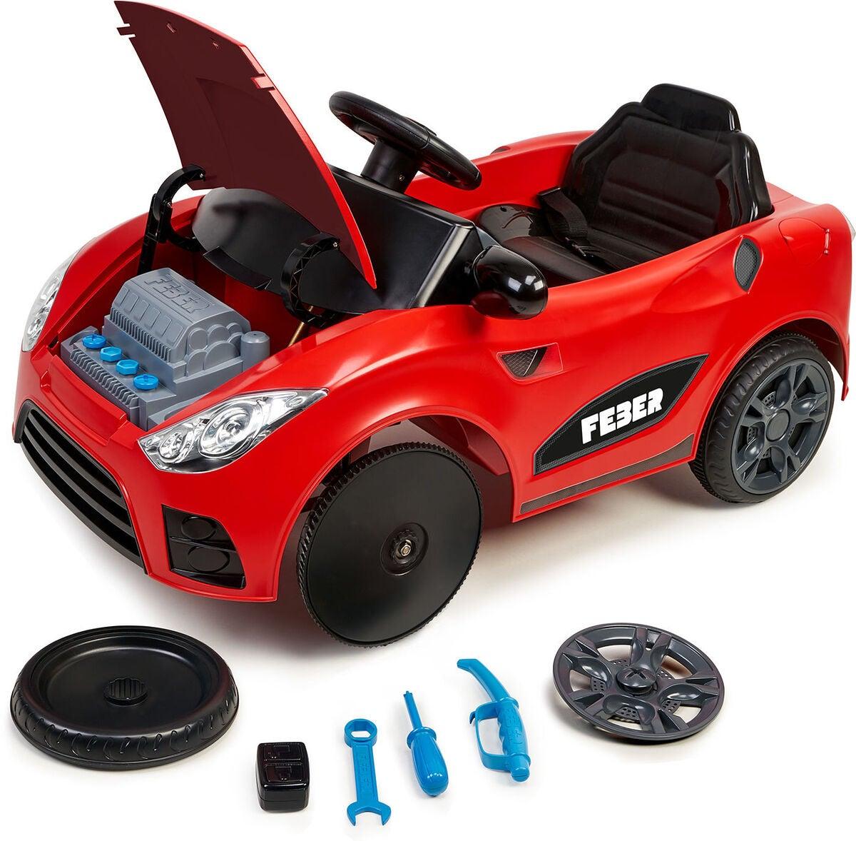 billigaste elbilen för barn i vårt test för nybörjare