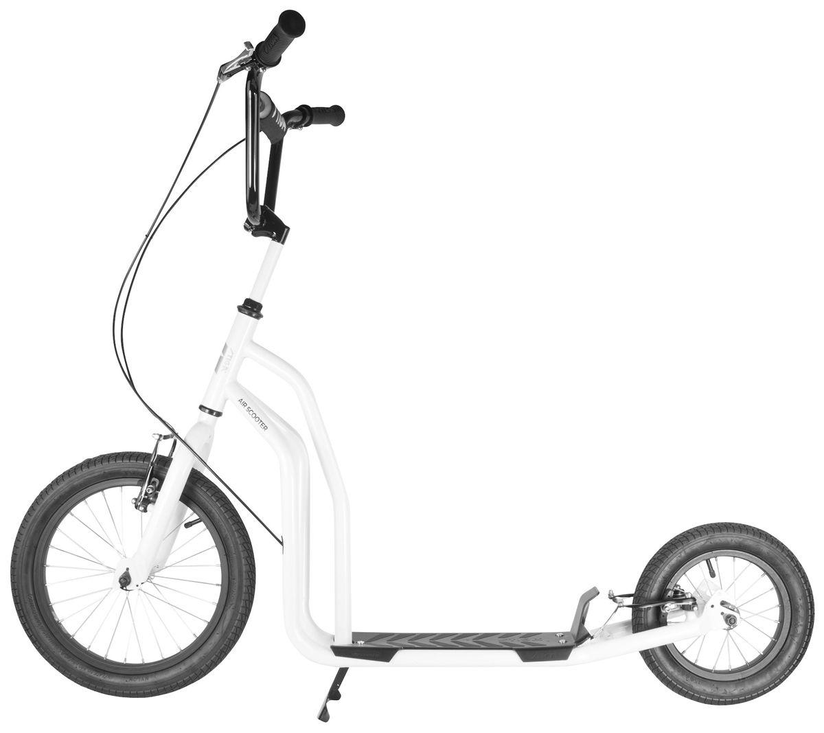 sportig och bra sparkcykel
