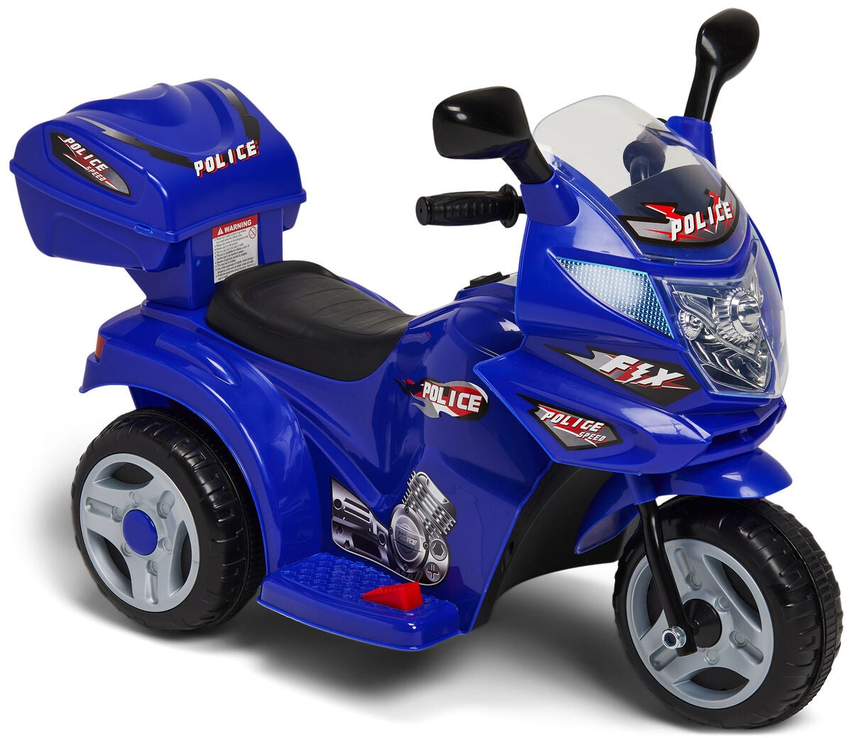 billigaste elmotorcykeln för barn i vårt test