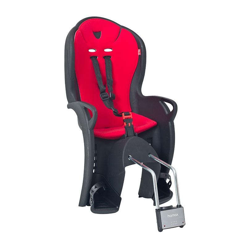 billigaste cykelstolen för barn i vårt test