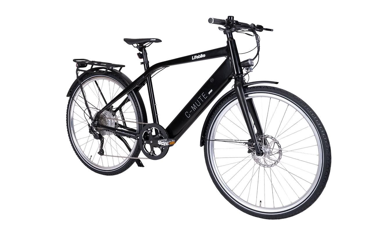 billigaste elcykeln i vårt test
