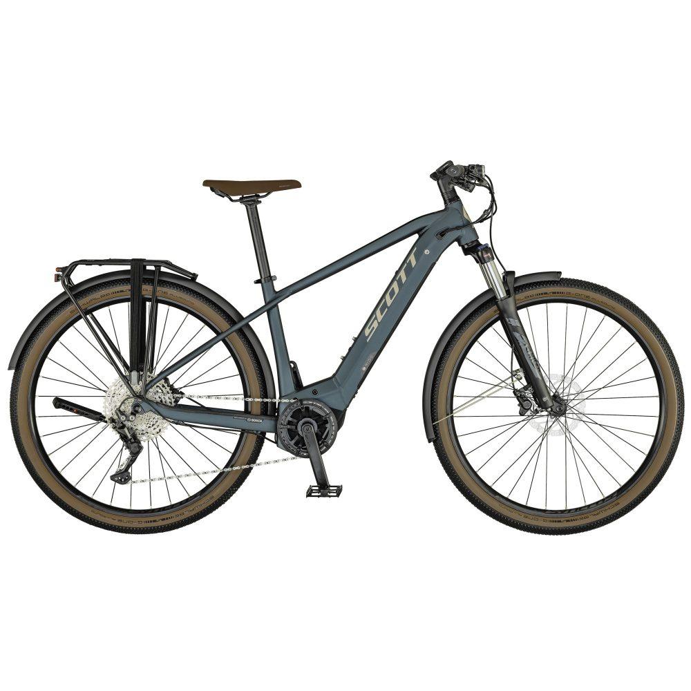 bästa elcykeln 2021