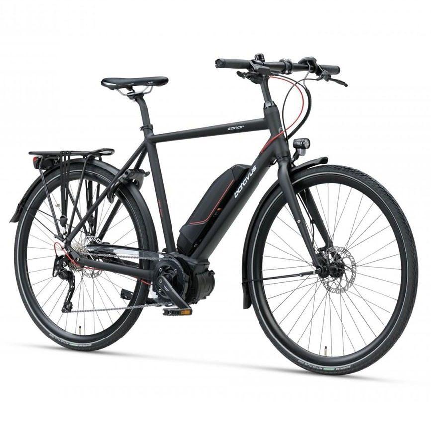 dynamisk elcykel