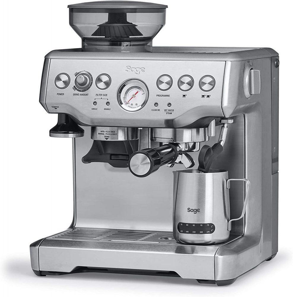 prisvärd espressomaskin